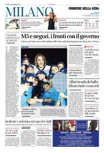 Corriere della Sera Milano – 12 novembre 2018