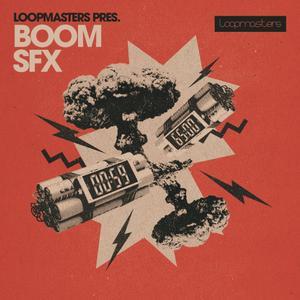 Loopmasters Boom SFX MULTiFORMAT