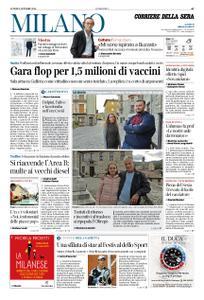 Corriere della Sera Milano – 05 ottobre 2020
