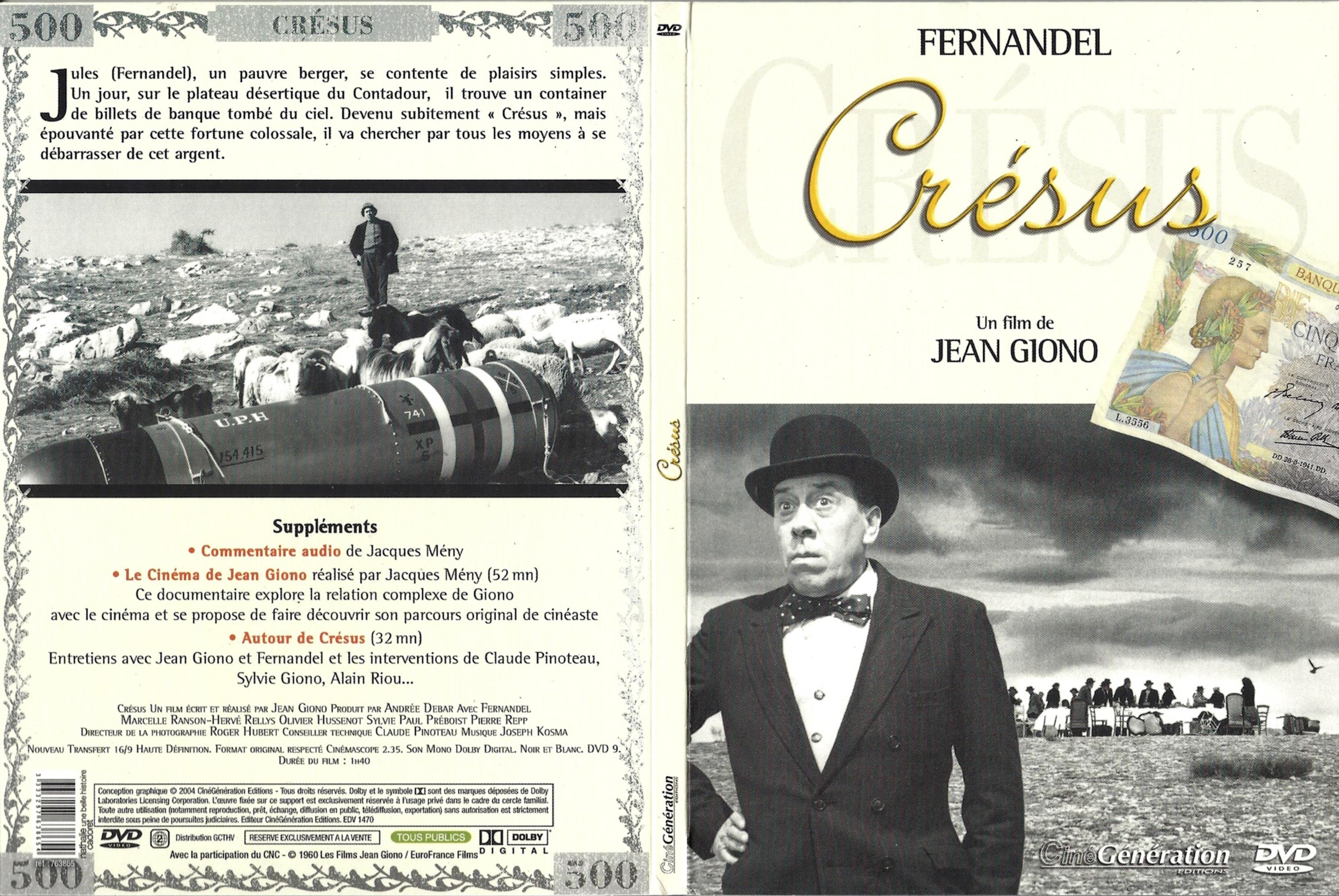 Cresus (1960) Croesus