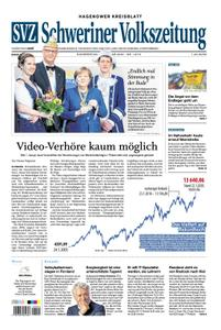 Schweriner Volkszeitung Hagenower Kreisblatt - 23. Januar 2020