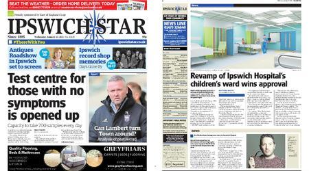 Ipswich Star – January 13, 2021
