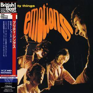The Pretty Things - Emotions (1967) [Japanese Ed. 2007]