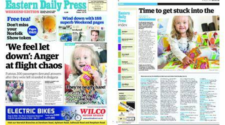 Eastern Daily Press – June 23, 2018