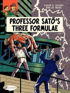 Blake  Mortimer 023 - Professor Satos Three Formulae 02 - Mortimer versus Mortimer 2016 Cinebook digital