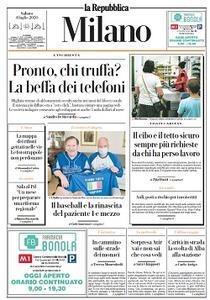 la Repubblica Milano - 4 Luglio 2020