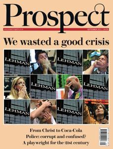 Prospect Magazine - September 2011