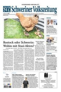 Schweriner Volkszeitung Hagenower Kreisblatt - 04. September 2019
