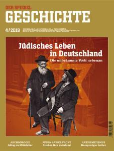 Der Spiegel Geschichte Nr.4 - Juli 2019