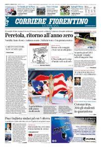 Corriere Fiorentino La Toscana – 14 febbraio 2020