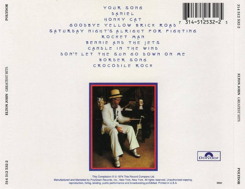 Elton John Greatest Hits 1974 Avaxhome