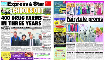Express and Star Staffordshire Edition – July 19, 2019