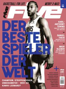 FIVE Magazin – Januar 2020