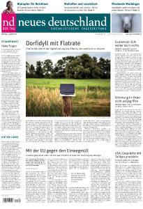 Neues Deutschland - 13 August 2019