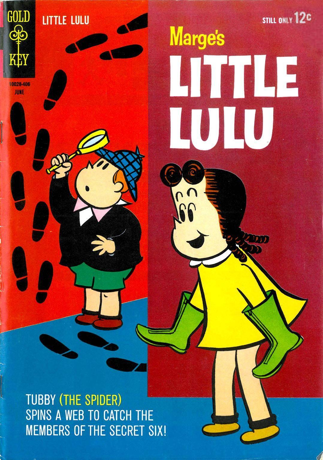 Little Lulu 1964-06 172