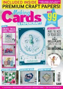 Making Cards & PaperCraft - July-August 2021