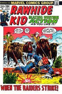 Rawhide Kid v1 106 1972 brigus