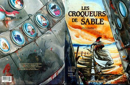 Les Croqueurs De Sable - Tome 1 - La Lèpre Rouge