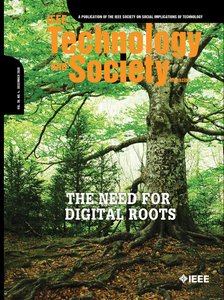 IEEE Technology and Society Magazine - December 2020