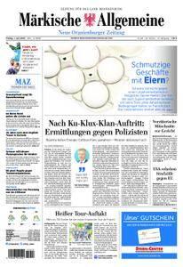 Neue Oranienburger Zeitung - 01. Juni 2018