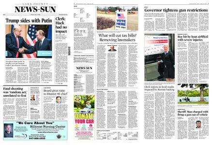 Lake County News-Sun – July 17, 2018