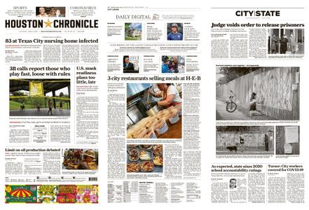 Houston Chronicle – April 04, 2020