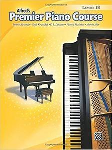 Premier Piano Course Lesson Book, Bk 1B [Repost]