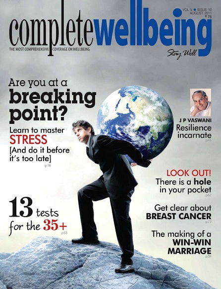 Complete Wellbeing - August 2011