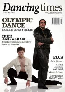 Dancing Times - July 2012