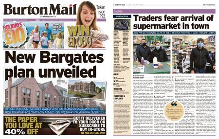 Burton Mail – January 19, 2021