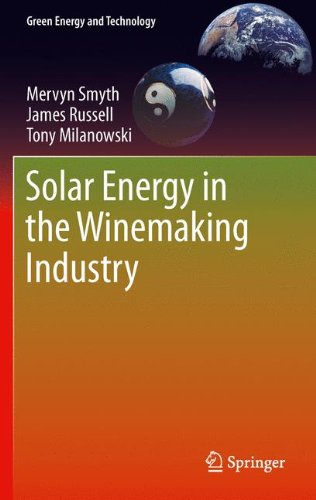 Solar Energy in the Winemaking Industry