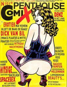 Penthouse Comics Magazine - 01 - Deel 01