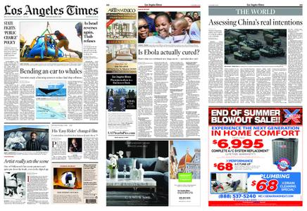 Los Angeles Times – August 17, 2019