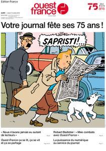 Ouest-France Édition France – 17 octobre 2019