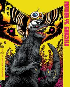 Mosura tai Gojira / Mothra vs. Godzilla (1964) [The Criterion Collection]