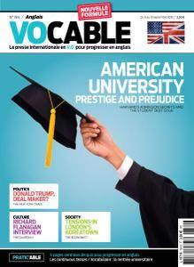 Vocable Anglais - 6 Septembre 2018