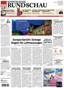 Westfälische Rundschau Iserlohn - 27. Juni 2019