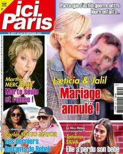 Ici Paris - 22 septembre 2021