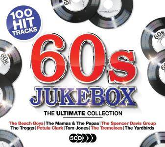 VA - Ultimate 60s Jukebox (5CD, 2018)