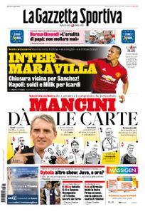 La Gazzetta dello Sport Roma – 18 agosto 2019