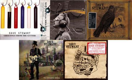 Dave Stewart - Albums Collection 1994-2013 (5CD)