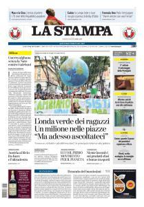 La Stampa Torino Provincia e Canavese - 28 Settembre 2019