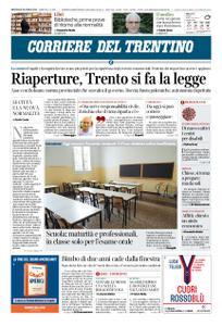 Corriere del Trentino – 29 aprile 2020