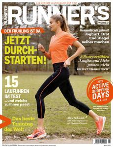 Runner's World Deutschland - Mai 2021