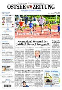 Ostsee Zeitung Wolgast - 29. Juni 2018