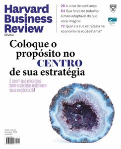 Harvard Business Review Brasil - outubro 2019