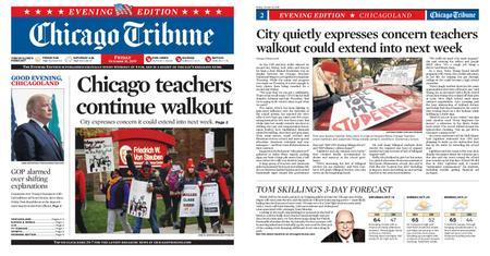 Chicago Tribune Evening Edition – October 18, 2019