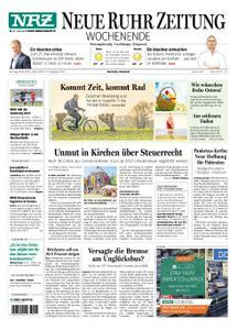 NRZ Neue Ruhr Zeitung Oberhausen-Sterkrade - 20. April 2019