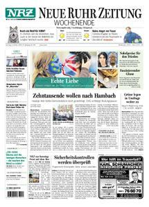 NRZ Neue Ruhr Zeitung Essen-Postausgabe - 06. Oktober 2018