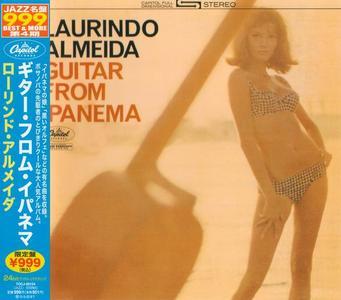 Laurindo Almeida - Guitar from Ipanema (1964) [Japanese Edition 2011] (Repost)